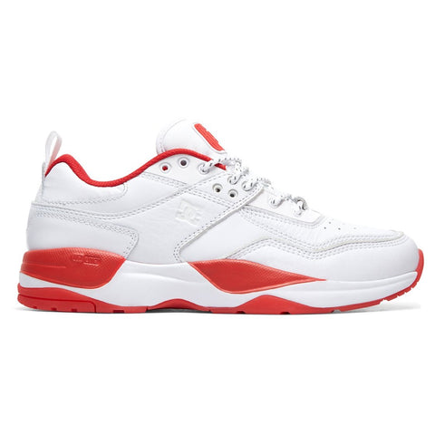 DC Tribeka S JS / White / Red