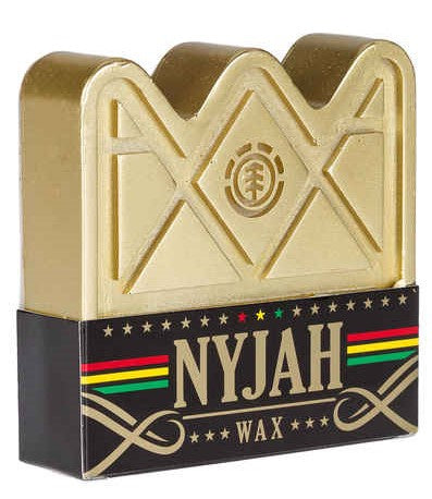 Element Nyjah Gold Crown Skate Wax