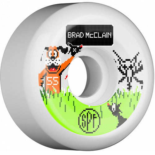 Bones SPF McLain Duck Hunt Wheels 55mm