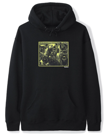 Butter Goods Forgive Pullover Hoodie / Black