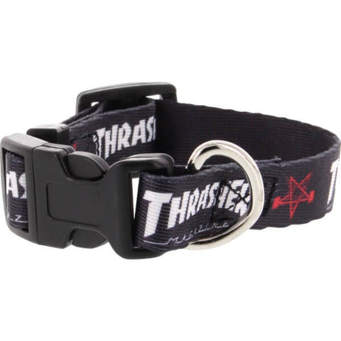 Thrasher Dog Collar 15 - 25""