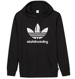 Adidas Solid BB Hood / Black / White