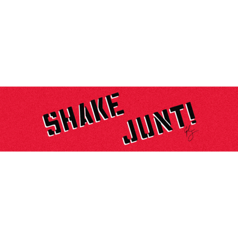 Shake Junt Cyril Jackson Pro Grip / Red