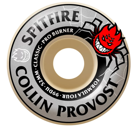Spitfire F4 Provost Pro Burner Wheels 53mm
