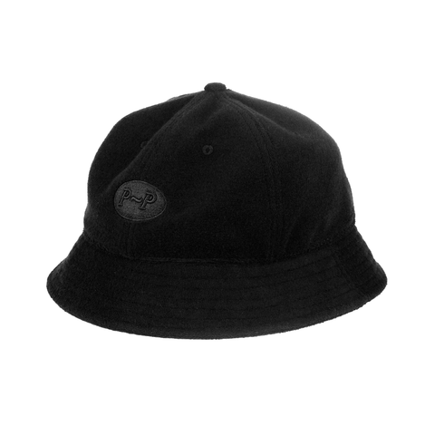 Passport Pill Bucket Hat / Black
