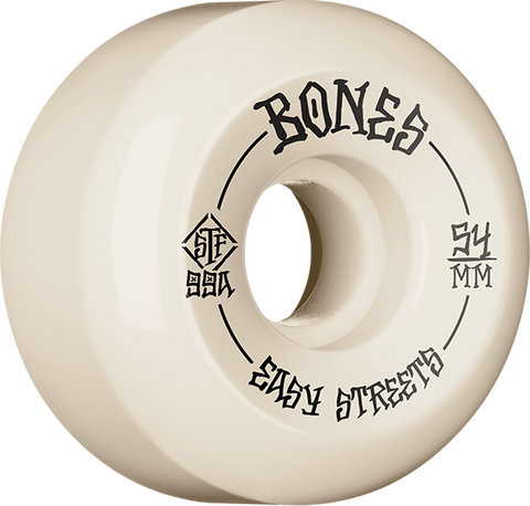 Bones STF Easy Street V5 Naturals Wheels 54mm