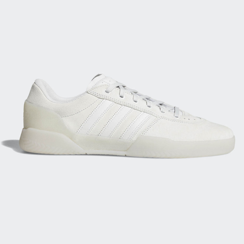 Adidas City Cup / White / White