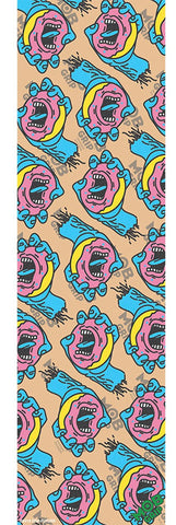Mob x Odd Future Donut Hand Clear Grip Tape / Single Sheet