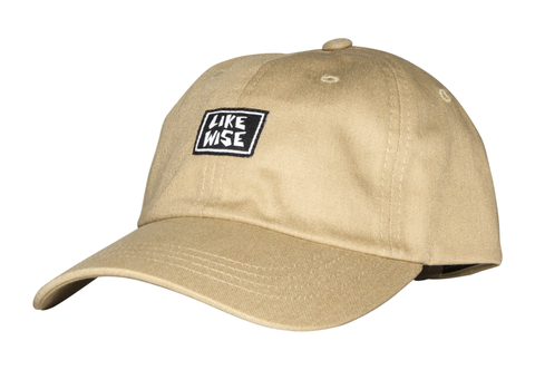 Likewise Club Cap / Tan