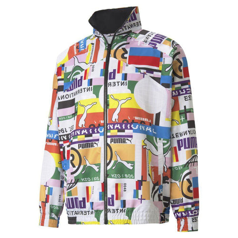 Puma INTL Lab Track Jacket / Multi Coloured