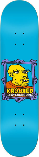 Krooked Frame Face Deck 8.38""