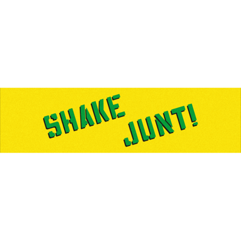 Shake Junt Grip Yellow / Green Spray