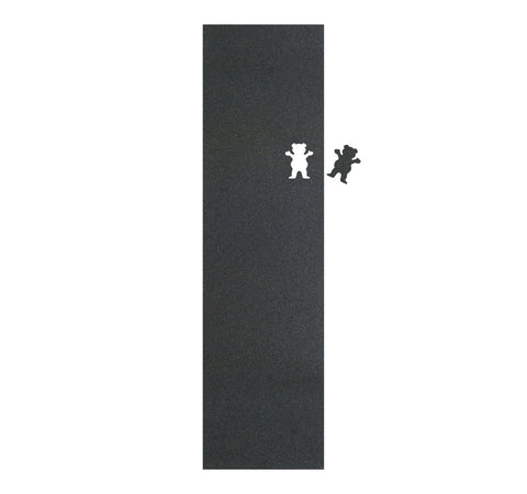 Grizzly Bear Cut Out Regular Griptape 9x33""