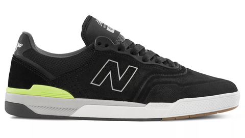 NB Numeric 913 (Brandon Westgate) / Black / Grey / Lime