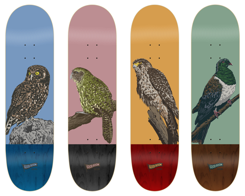 TGR Native Bird Series 2 Decks FULL SET