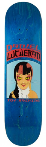 Toy Machine Lutheran Pro Calico Deck 8.25""