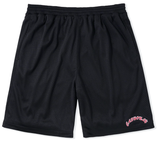Cash Only Ball Mesh Shorts / Black