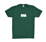 AfterHours School Folder Tee / Forest Green