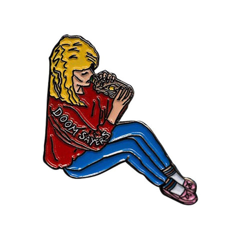 Doom Sayers Becky Pin