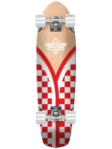 Dusters Flashback Checker Cruiser 31.125""