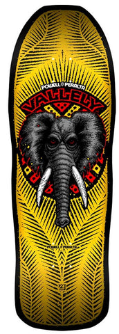 Powell Peralta Mike Vallely Elephant Reissue Deck 10""