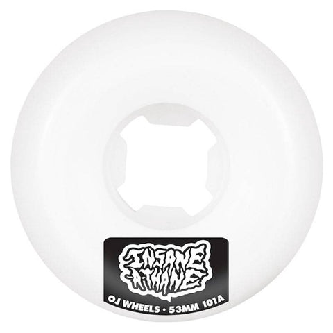 OJ Insane-a-thane EZ Edge Wheels 53mm