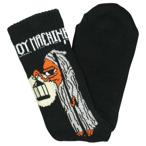 Toy Machine Stairway Socks / Black