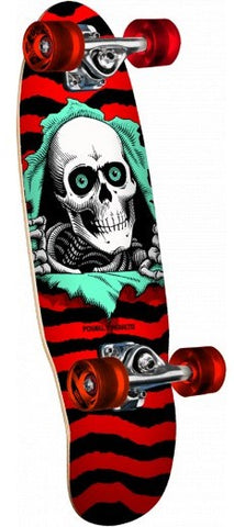Powell Peralta Micro Mini Ripper Cruiser Skateboard 7.5""