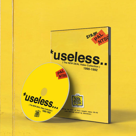 The New Deal Video Collection *Useless
