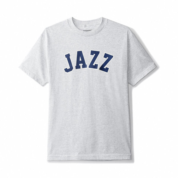 Butter Goods Jazz Tee / Ash Heather