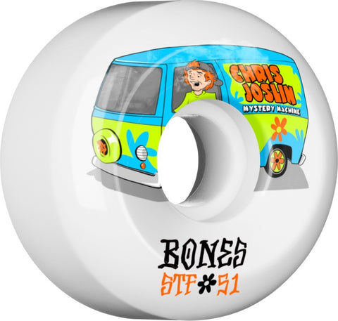 Bones STF Joslin Shaggy Wheels 51mm