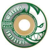Spitfire Formula Four Radials Wheels 58mm