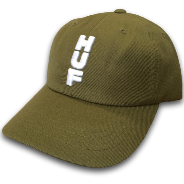 Huf Stacked CV Cap / Army