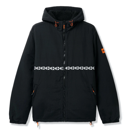 Buttergoods Base Camp Reversible Jacket / Black