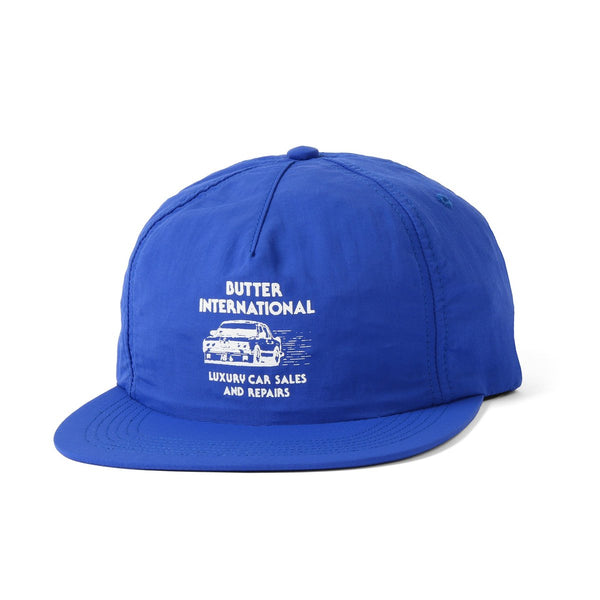 Butter Goods M3 5 Panel Snapback Cap / Royal Blue