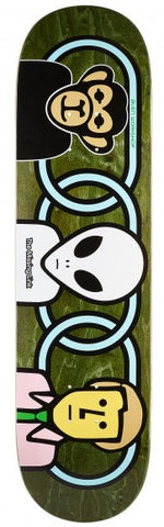 Alien Workshop Missing Link Deck 8.25""