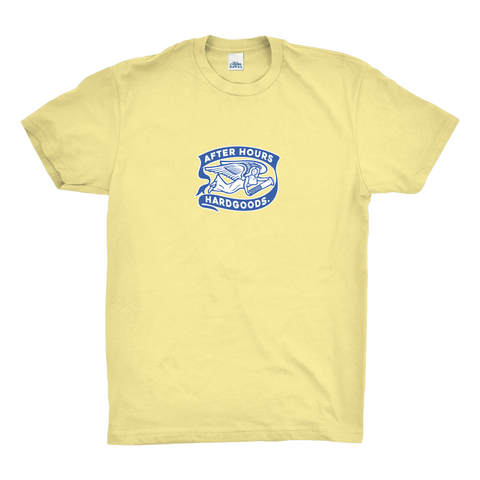 AfterHours Angel Tee - Yellow