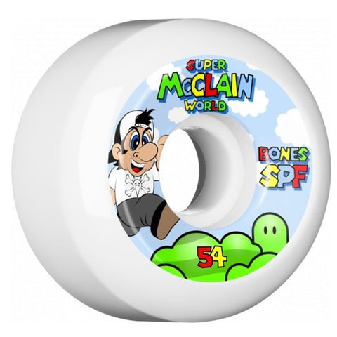 Bones Spf Mc Clain Pro Wheels 55mm