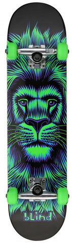 Blind Lion FP Complete Skateboard 7.625""