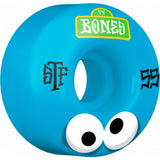 Bones STF Google Blues Wheels 55mm