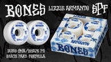 Bones SPF Lizzie Blue China Wheels 58mm