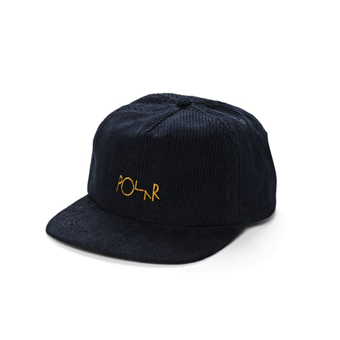 Polar Corduroy Hat / Navy