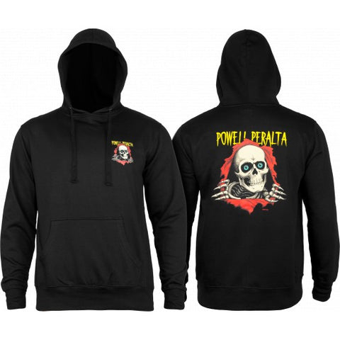Powell Peralta Ripper Pullover Hoodie / Black