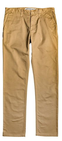 DC Worker Straight Chino Pants / Khaki