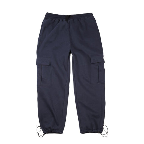 Dime Cargo Sweatpants / Navy