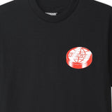 Butter Goods Dish Logo Tee / Black