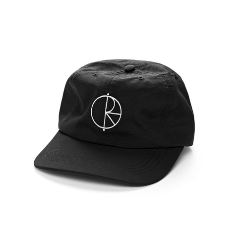 Polar Lightweight Nylon Hat / Black