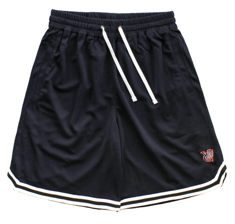 Vic Wing B Ball Shorts / Navy