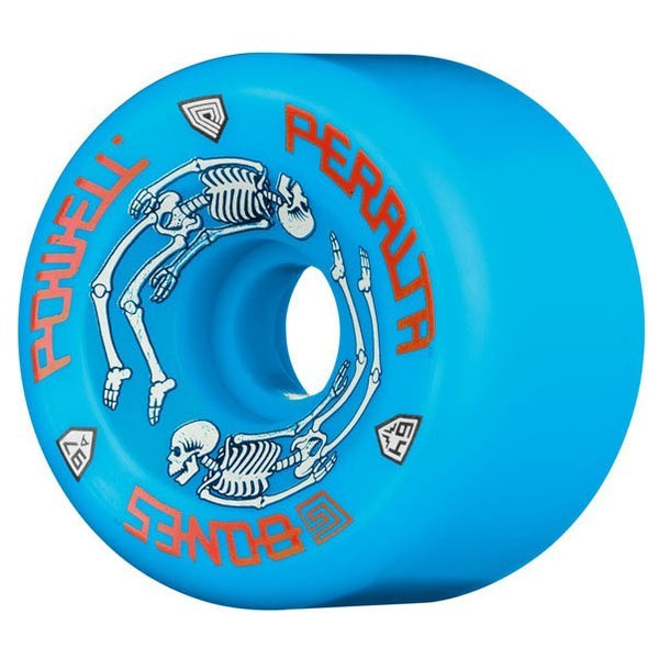 Powell Peralta G-Bones Wheels Blue 64mm