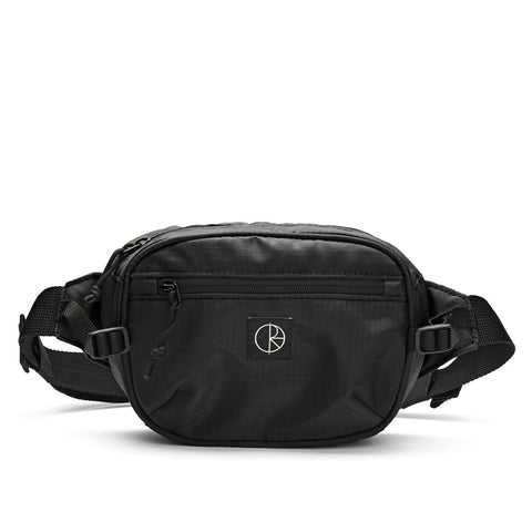 Polar Rip Stop Hip Bag / Black